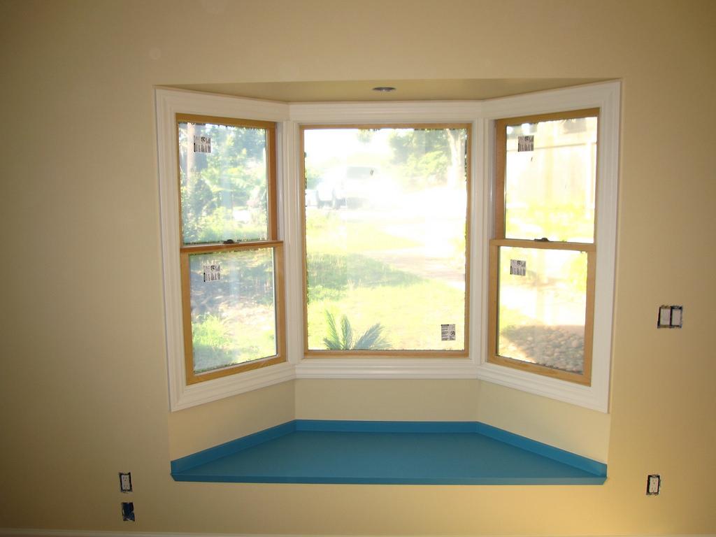 Bay Window Inside