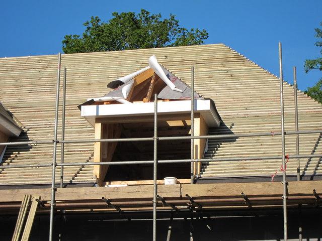 Roofer Roofing Gutter Dormer Leaks